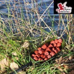 Pellets red halibut 20mm