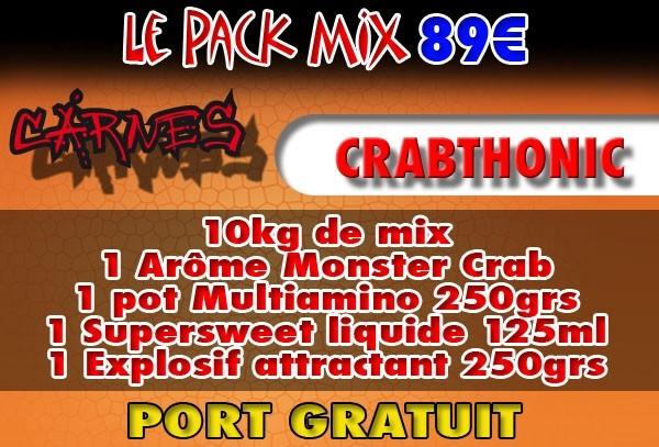 Pack Mix Crabthonic