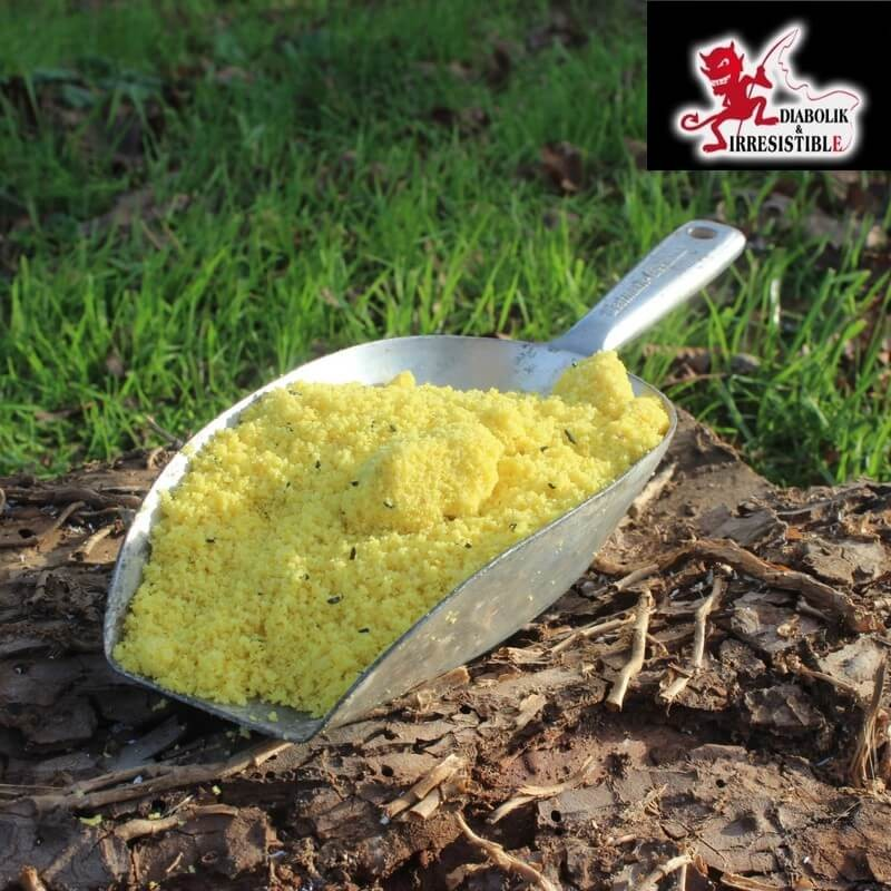 Birdfood jaune gras