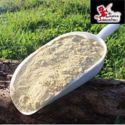Farine de soja gras