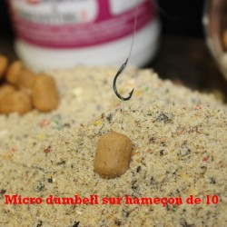Dumbell d'eschage au fruit