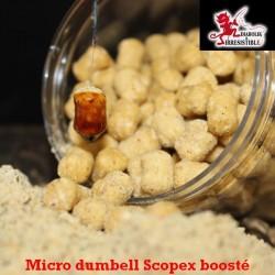 Micro pellet d'eschage scopex