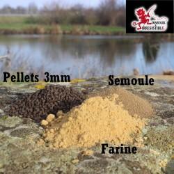 Farine de pellets Extra Fine