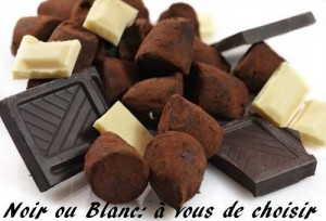 Arôme chocolat noir